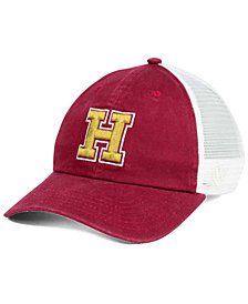Top of the World Harvard Crimson Backroad Cap