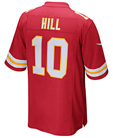 Nike Tyreek Hill Kansas City Chiefs Game Jersey, Big Boys (8-20)