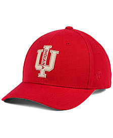 Top of the World Indiana Hoosiers Venue Adjustable Cap