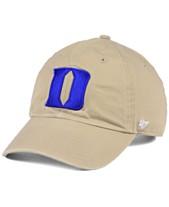size 40 f60d9 8c359  47 Brand Duke Blue Devils CLEAN UP Cap