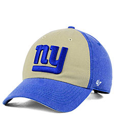 '47 Brand New York Giants Summerland CLEAN UP Cap