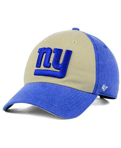 '47 Brand New York Giants Summerland CLEAN UP Cap