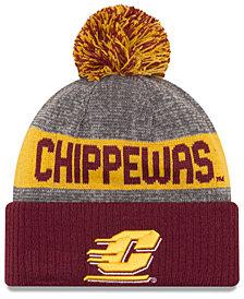 New Era Central Michigan Chippewas Sport Knit Hat