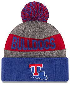 New Era Louisiana Tech Bulldogs Sport Knit Hat