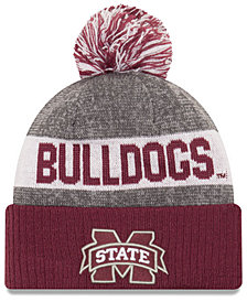 New Era Mississippi State Bulldogs Sport Knit Hat