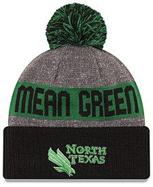 New Era North Texas Mean Green Sport Knit Hat