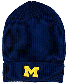 Nike Michigan Wolverines Cuffed Knit Hat