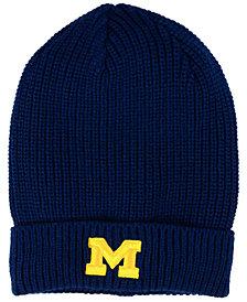 Nike Michigan Wolverines Cuffed Knit Hat