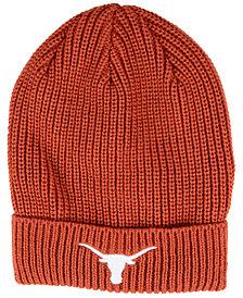 wholesale dealer 12046 a3d82 Nike Texas Longhorns Cuffed Knit Hat