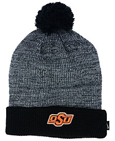 Nike Oklahoma State Cowboys Heather Pom Knit Hat