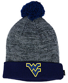 Nike West Virginia Mountaineers Heather Pom Knit Hat
