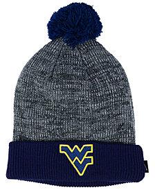 Nike West Virginia Mountaineers Heather Pom Knit Hat