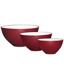 Colorwave Set of 3 Bowls