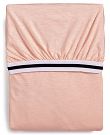 Harrison Pink California King Fitted Sheet