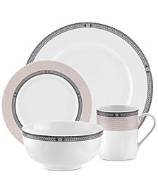 Spode  Vintage Chic 16-Piece Dinnerware Set, Service for 4