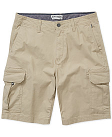 Billabong Men's Scheme Stretch Ripstop Cargo Shorts