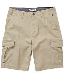 Billabong Men's Scheme Stretch Ripstop Cargo Shorts