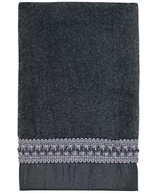 """""""Braided Cuff"""" Hand Towel,  16x28"""""""