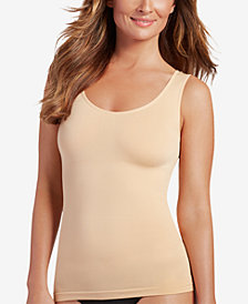 Jockey Women's  Slimmers Light Control Seamless Tank 4137, also available in extended sizes