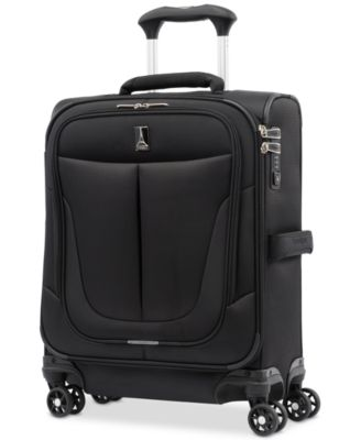 CLOSEOUT! Walkabout 4 International Softside Carry-On Spinner, Created for Macy's