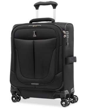 Closeout! Travelpro Walkabout 4 International Softside Carry-On Spinner, Created for Macy's