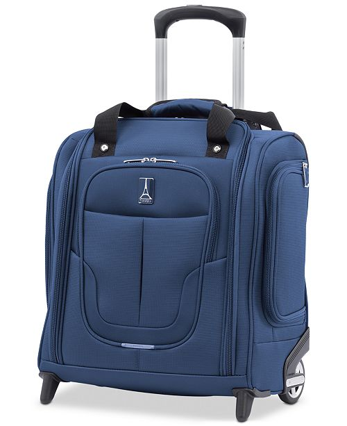 Travelpro CLOSEOUT! Walkabout 4 2-Wheel Underseat Spinner, Created for Macy's