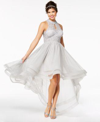 prom dresses at macy's