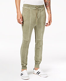 Jaywalker Men's Slim Fit Cross Seamed Sweatpants