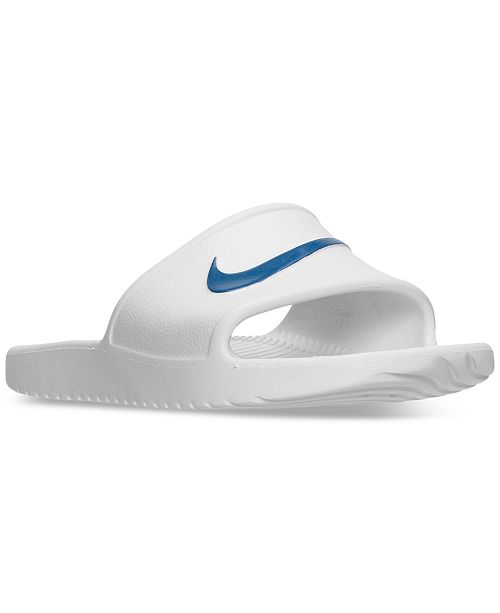 4174c48dd741 Nike Men s Kawa Slide Sandals from Finish Line   Reviews - Finish ...