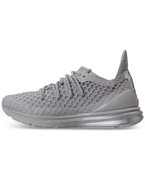 ... Puma Women s Ignite Limitless NETFIT Chandelier Casual Sneakers from  Finish ... f2c927eef