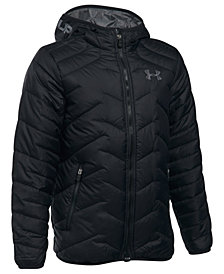 Under Armour Coldgear® Reactor Hooded Jacket, Big Boys