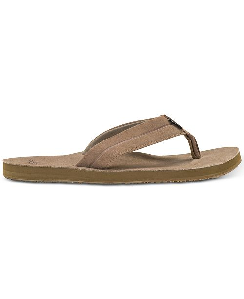 O'Neill Men's Groundswell Suede Sandals iB7rO1ofp