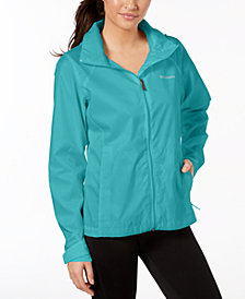 Columbia Switchback Waterproof Packable Rain Jacket