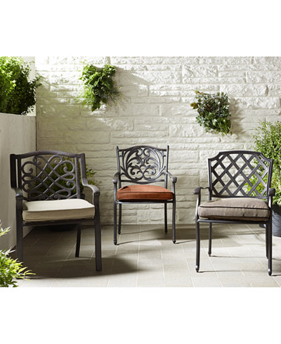 CREATE YOUR LOOK: Create Your Look Outdoor Dining & Chairs