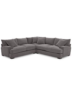 Terrific Sectional Sofas Couches Macys Download Free Architecture Designs Terstmadebymaigaardcom