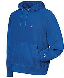 Champion Men's Garment-Dyed Reverse Weave® Hoodie