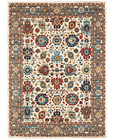 Karastan Spice Market Musi Cream Area Rug Collection