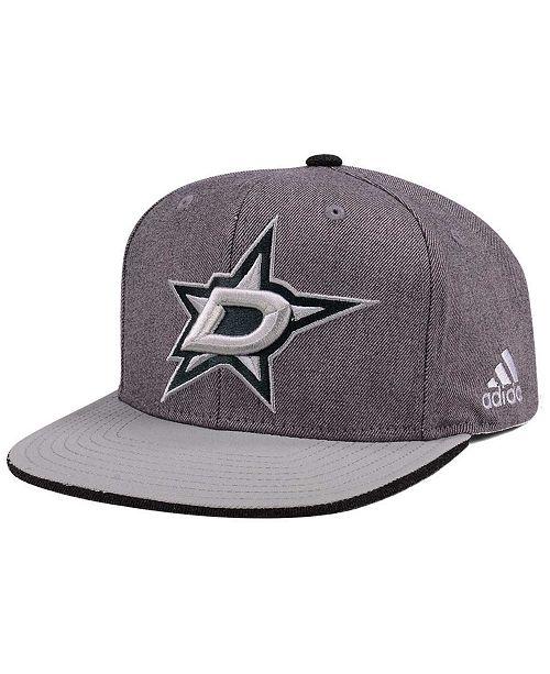 super popular 1ee7a 982ce Dallas Stars Two Tone Snapback Cap ...