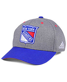 adidas New York Rangers 2Tone Adjustable Cap