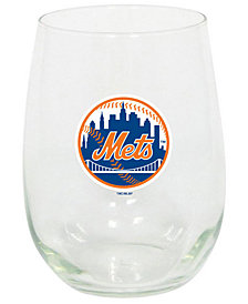 Memory Company New York Mets Stemless Wine Glass