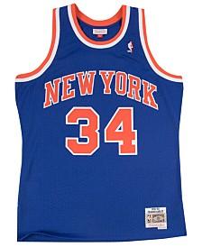 Mitchell & Ness Men's Charles Oakley New York Knicks Hardwood Classic Swingman Jersey