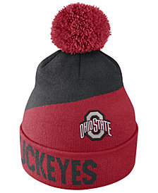 Nike Ohio State Buckeyes Champ Pom Knit Hat