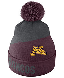 Nike Minnesota Golden Gophers Champ Pom Knit Hat