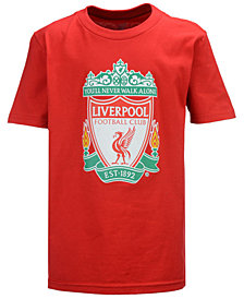 Outerstuff Liverpool FC Primary Logo T-Shirt, Big Boys (8-20)