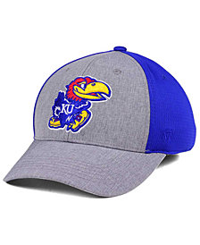 Top of the World Kansas Jayhawks Faboo Stretch Cap