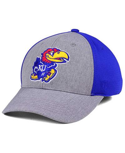 fresh styles sleek low price Top of the World Kansas Jayhawks Faboo Stretch Cap - Sports Fan ...