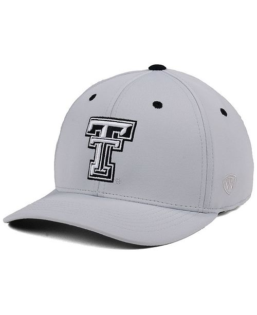new concept 6f935 e1372 Top of the World Texas Tech Red Raiders Grype Stretch Cap - Sports ...