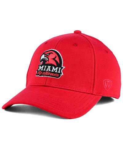 Top of the World Miami (Ohio) Redhawks Class Stretch Cap