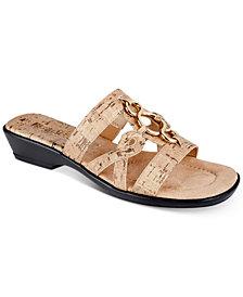 Easy Street Torrid Sandals