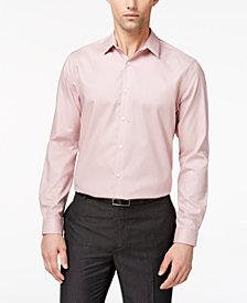 I.N.C. Men's Kurt Non-Iron Shirt, Created for Macy's